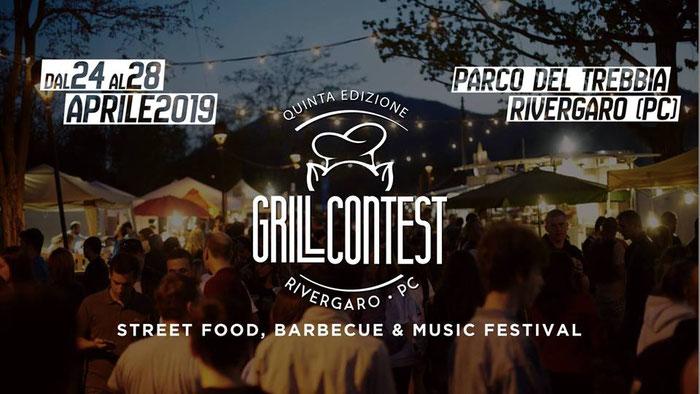 ArTre a Grill Contest 2019 di Rivergaro 25 e 28 aprile con esposizioni, mercato artigianale e laboratori