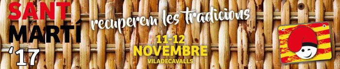 Festa Major de Sant Martí i Fira Gastronòmica de Viladecavalls