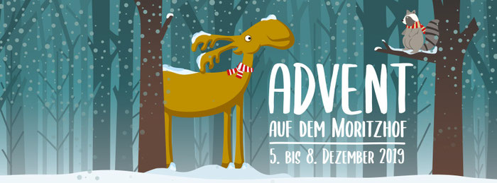 Advent auf dem Moritzhof