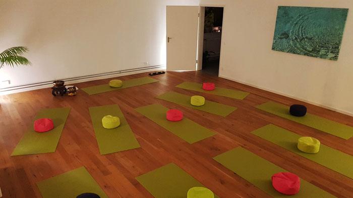Yoga in Baden, Yogatherapie in Baden