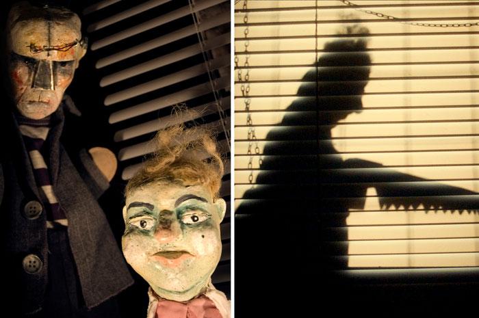 Puppentheater Gugelhupf: Frankenstein – Alles ist möglich oder Wer ist Seppel?!