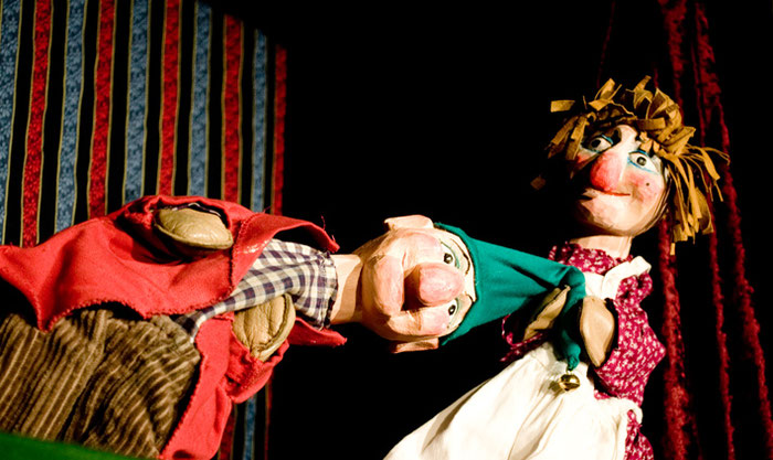 Puppentheater Gugelhupf: Kasper, Bratwurst und Musik