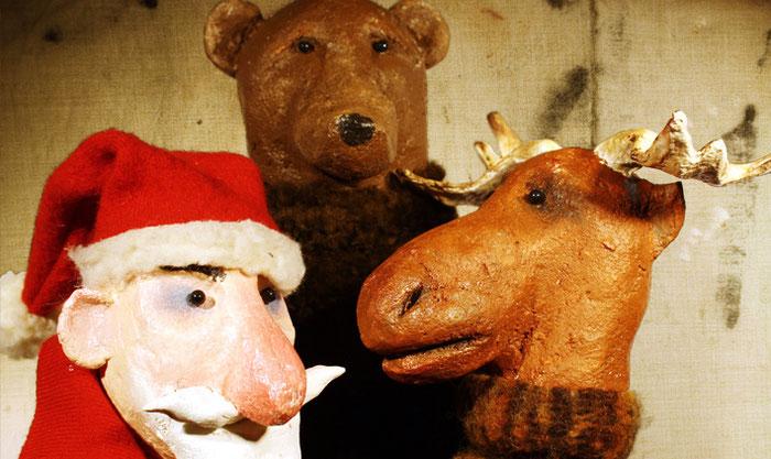 Puppentheater Gugelhupf: Der Weihnachtsbär