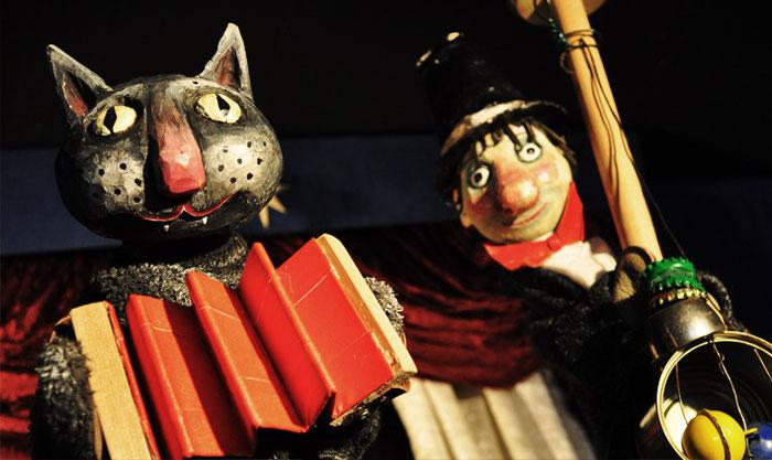 Puppentheater Gugelhupf: Wendelin der Zauberer