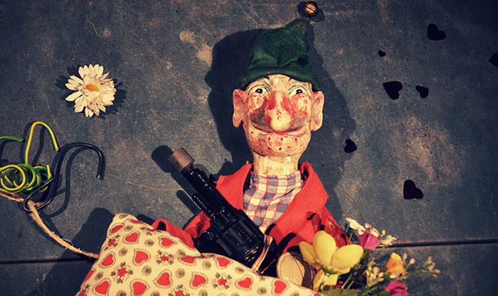 Puppentheater Gugelhupf: Kasperblues – Liebe, Schnaps und Rebellion