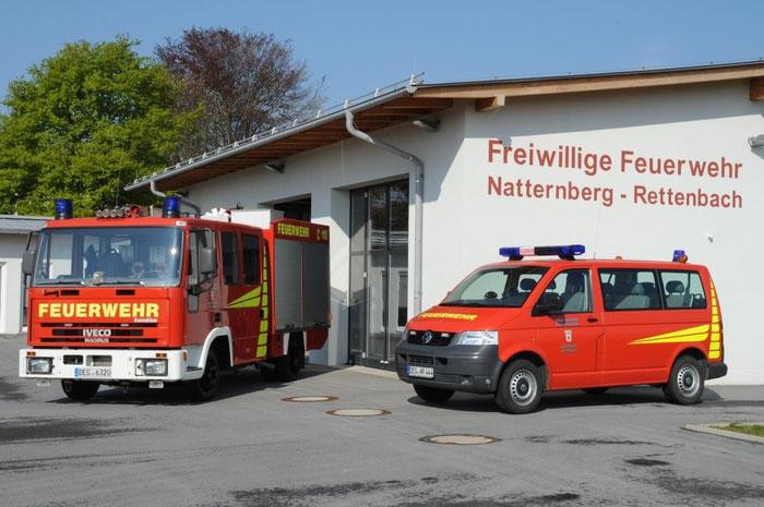 Feuerwehr Gerätehaus Natternberg/Rettenbach