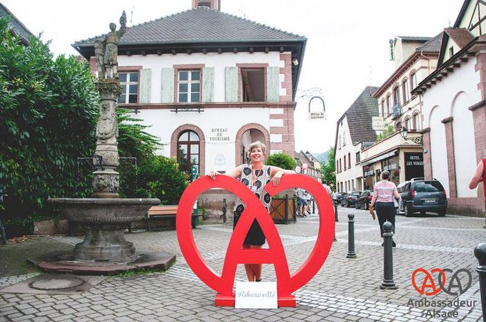 Caroline CLAUDE-BRONNER, votre guide-conférencière en Alsace