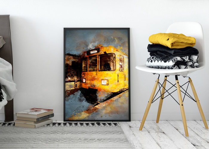 Digital Painting by Michael Finndorf