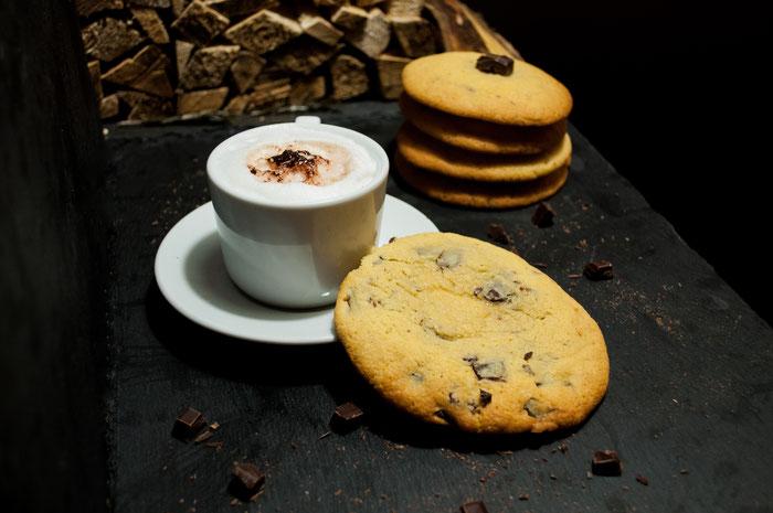 Dazu eine Tasse Kaffee und der Nachmittag ist gerettet.