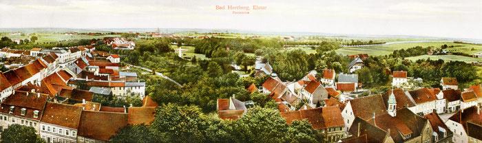 Ansichtskarte von Bad Herzberg