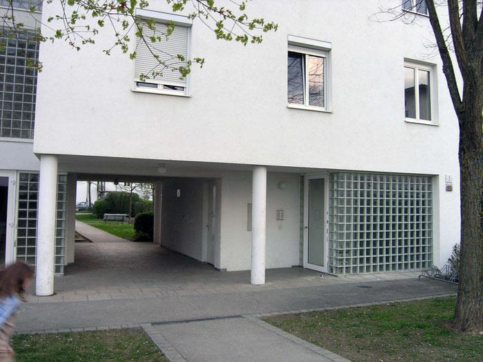 Wohnanlage Architektin Lehner