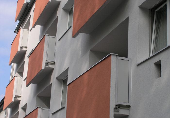 Thermische Wohnhaussanierung Architektin Lehner