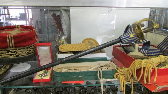 ensemble de général 3ème république Saint-Calais Antiquités