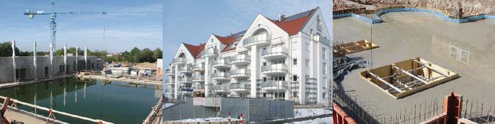 Bauunternehmen Bamberg start wewaton gmbh bamberg die betonfachleute weiße wannen und