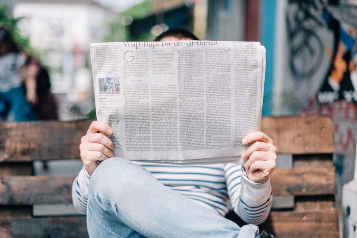 Zeitungsleser wissen mehr