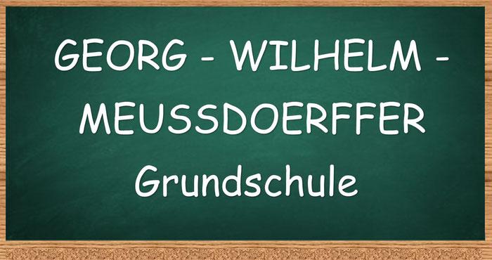 Meußdoerffer Grundschule Kulmbach, Georg-Wilhelm-Meußdoerffer Grundschule Kulmbach, Bilder & LayOut: Peter Dorsch Bayreuth