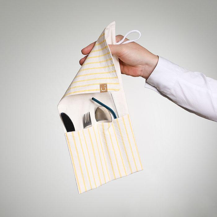 Travel Besteck-Taschen