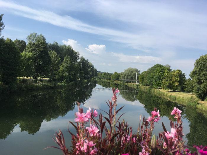 Donau bei Sigmaringen