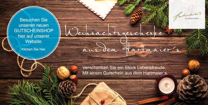 Gutschein Restaurant Ettlingen Karlsruhe Weihnachtsgeschenk