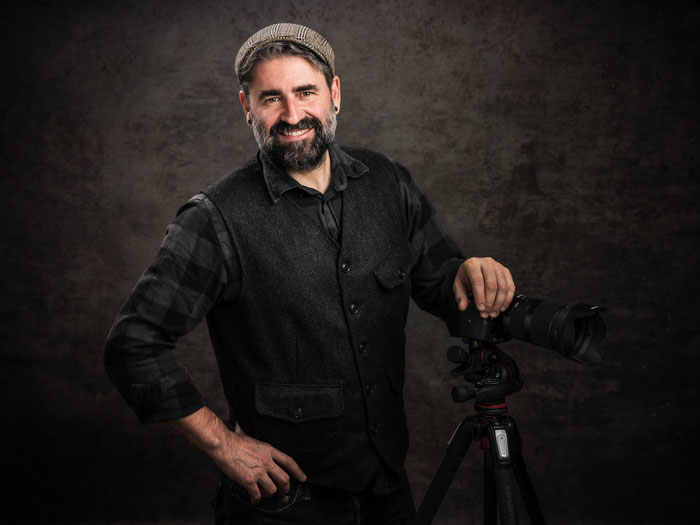 Professioneller Fotograf Roger Oberholzer