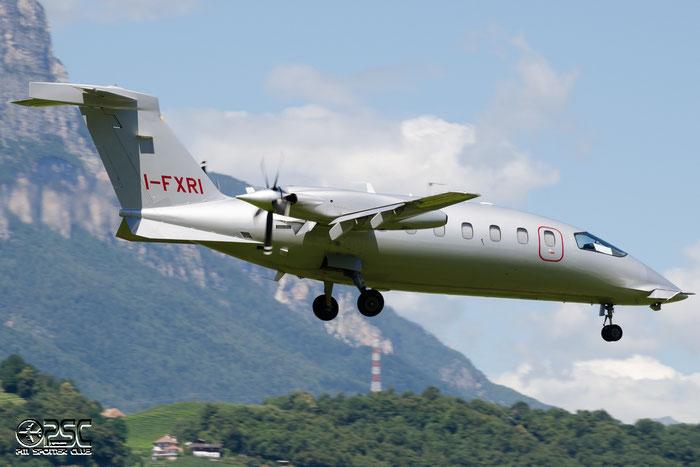 I-FXRI P180 1189 K-Air @ Aeroporto di Bolzano © Piti Spotter Club Verona
