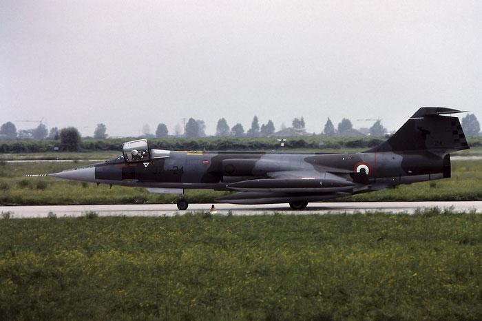MM6944  37-24  F-104S-ASA-M  1244 @ Aeroporto di Verona   © Piti Spotter Club Verona
