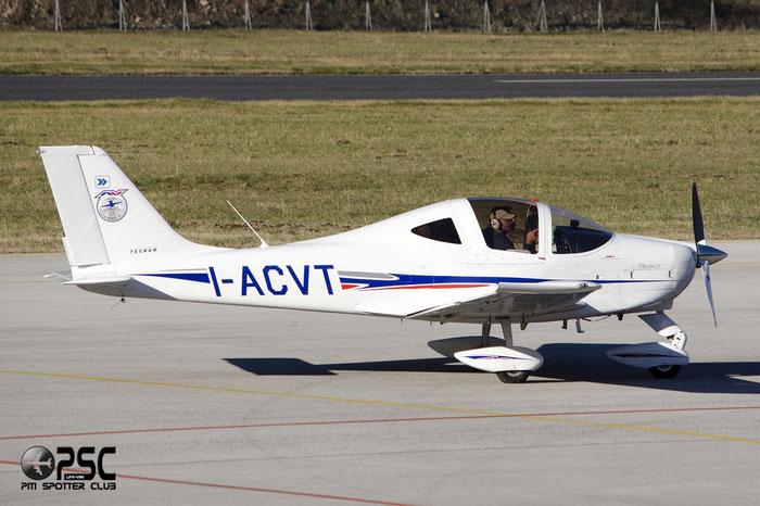 I-ACVT - TECNAM P2002JF - AeroClub Varese @ Aeroporto di Trento © Piti Spotter Club Verona