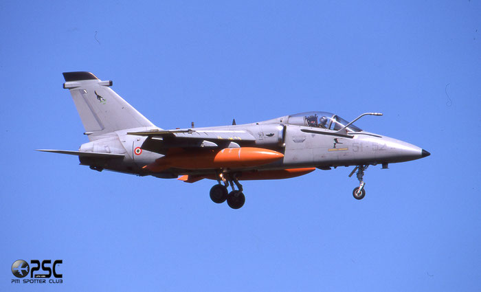MM7120  51-52  AMX  IX032 @ Aeroporto di Verona   © Piti Spotter Club Verona