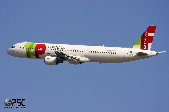 CS-TJG A321-211 1713 TAP Portugal - Transportes Aéreos Portugueses @ Milano Malpensa Airport 12.2007 © Piti Spotter Club Verona