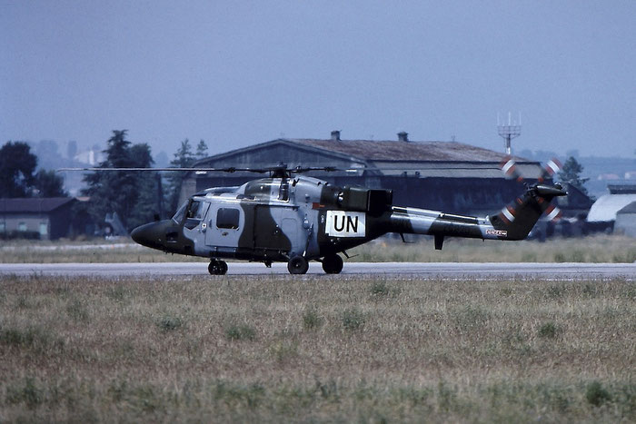 ZG920   Lynx AH9A  359 RAF (ONU) @ Aeroporto di Verona   © Piti Spotter Club Verona
