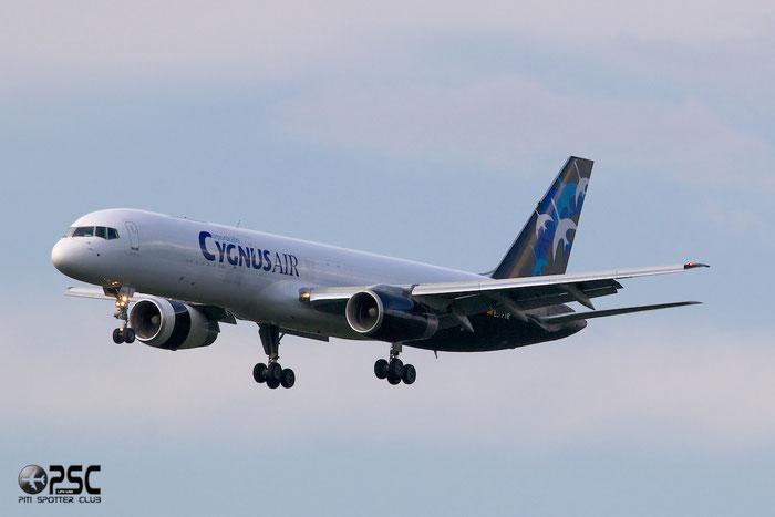 EC-FTR B757-256PCF 26239/553 Cygnus Air @ Frankfurt Airport 25.07.2014 © Piti Spotter Club Verona
