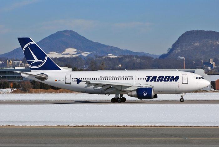 YR-LCA A310-325ET 636 TAROM - Transporturile Aeriene Romane @ Salzburg Airport 2011 © Piti Spotter Club Verona