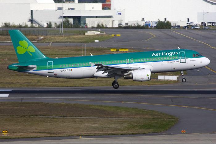 EI-CVC A320-214 1443 Aer Lingus @ Toulouse Airport 10.2008  © Piti Spotter Club Verona