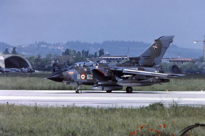 MM55002  6-52  Tornado IDS(T)  080/IST003/5005 @ Aeroporto di Verona   © Piti Spotter Club Verona