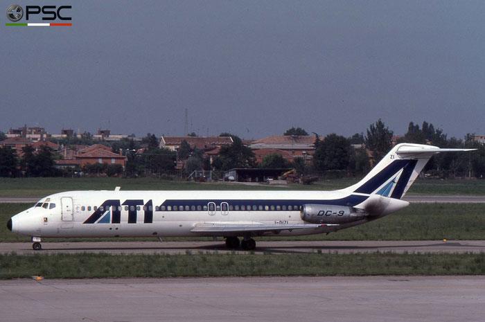 I-DIZI DC-9-32 47432/525 ATI - Aero Transporti Italiani © 2018 courtesy of Marco Ceschi - Piti Spotter Club Verona