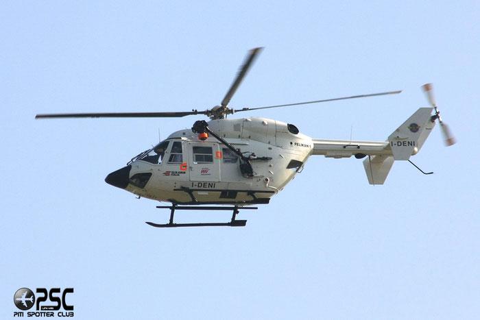 I-DENI - Airline: Inaer Aircraft: Eurocopter BK117C-1 @ Aeroporto di Verona © Piti Spotter Club Verona