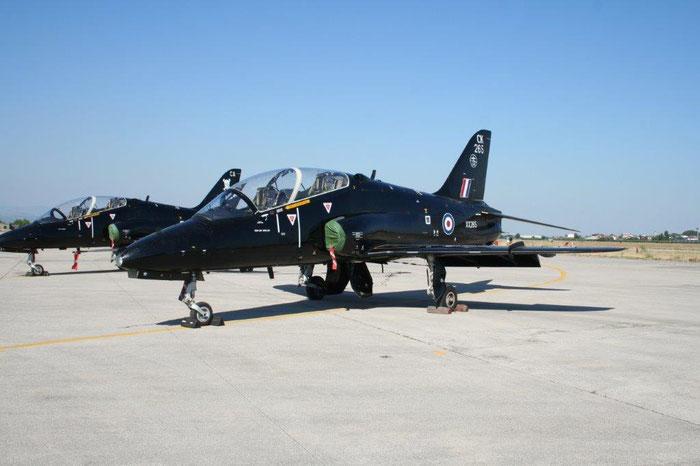 XX265  CP  Hawk T1A  312101/101 @ Aeroporto di Verona © Piti Spotter Club Verona