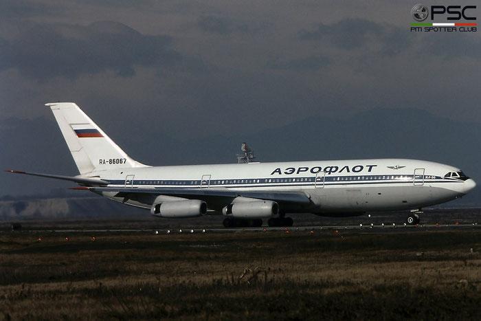 RA-86067 51483204034 Il-86 RA-86067 Aeroflot Rus. Al © 2018 courtesy of Marco Ceschi - Piti Spotter Club Verona