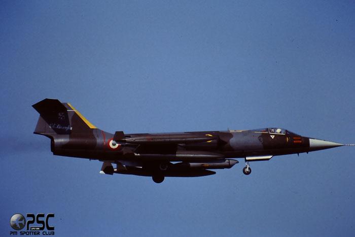 Gli F-104 del Terzo Stormo: 3-33 -  @ Aeroporto di Verona   © Piti Spotter Club Verona