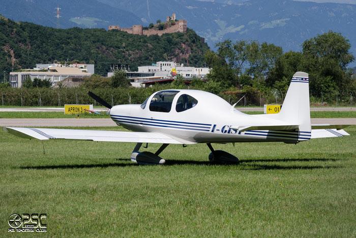 I-GISY Private Tri-R Kis TR-4 Cruiser @ Aeroporto di Bolzano © Piti Spotter Club Verona