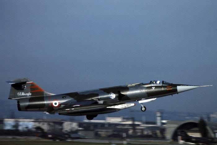 Gli F-104 del Terzo Stormo: 3-11 -  @ Aeroporto di Verona   © Piti Spotter Club Verona