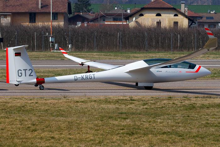 D-KRGT @ Aeroporto di Bolzano © Piti Spotter Club Verona