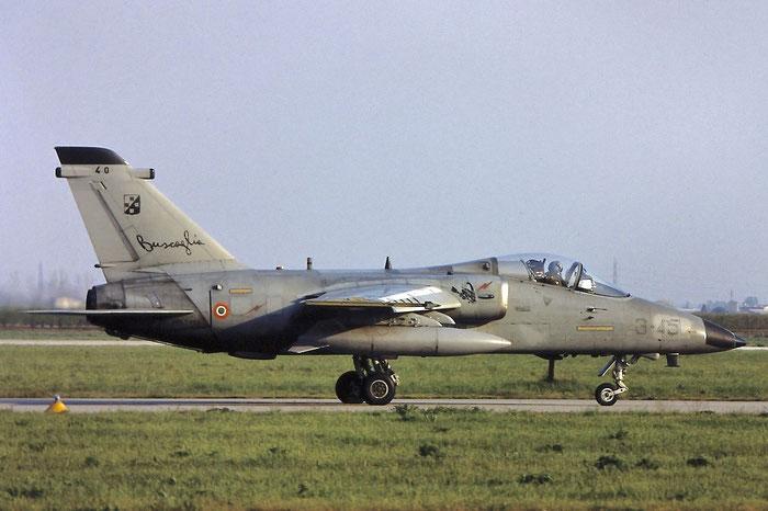 MM7124 (check needed) 3-45 (51-15)  AMX  IX036 @ Aeroporto di Verona   © Piti Spotter Club Verona