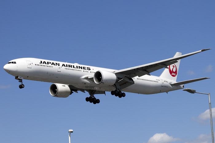 A739J B777-346ER 32437/736 Japan Airlines International @ London Heathrow Airport 13.05.2015 © Piti Spotter Club Verona