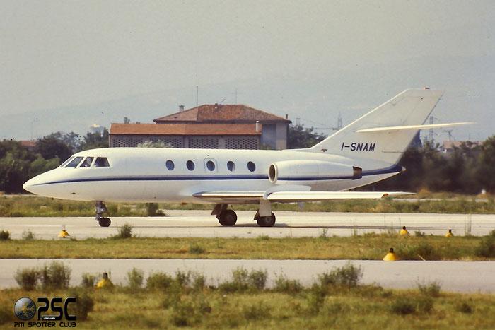 I-SNAM  Falcon 20C  176/458   @ Aeroporto di Verona © Piti Spotter Club Verona