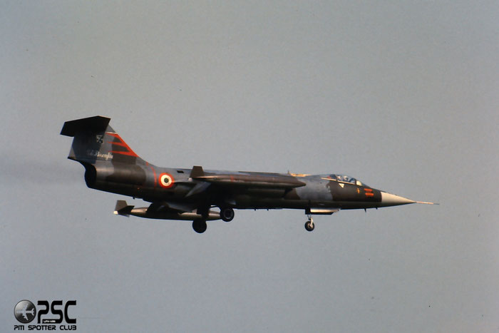 Gli F-104 del Terzo Stormo: 3-14 -  @ Aeroporto di Verona   © Piti Spotter Club Verona