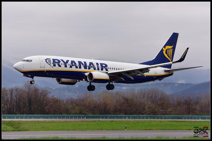 EI-EVW B737-8AS 40318/4204 Ryanair @ Bergamo Airport 07.12.2014 © Piti Spotter Club Verona