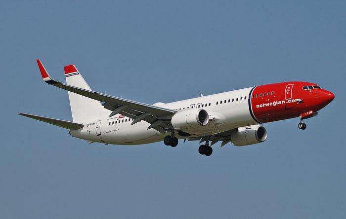 EI-FJM B737-8JP 42074/5845 Norwegian @ Aeroporto di Verona 05.2018  © Piti Spotter Club Verona