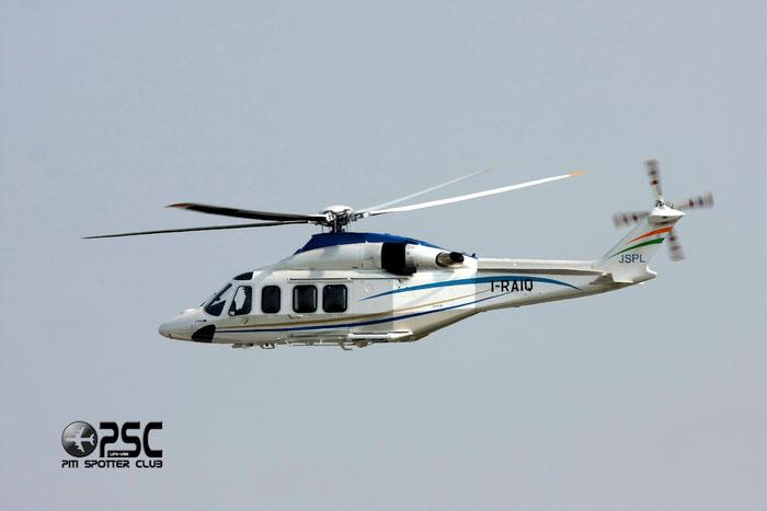 I-RAIQ  Costruttore: AgustaWestland   Modello: AW.139  Seriale: 31133  © Piti Spotter Club Verona