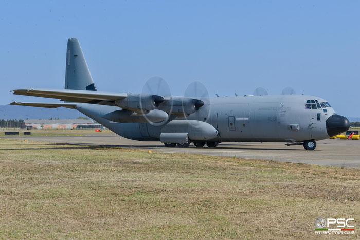 MM62195  46-61  C-130J-30  5549  50° Gruppo TM © Piti Spotter Club Verona